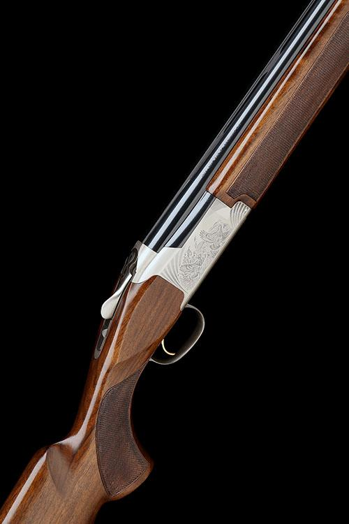 † BROWNING A NEW AND UNUSED 12-BORE (3IN.) ''B725 HUNTER G1'' SINGLE-TRIGGER OVER AND UNDER EJECTOR, serial no. 56889ZW,