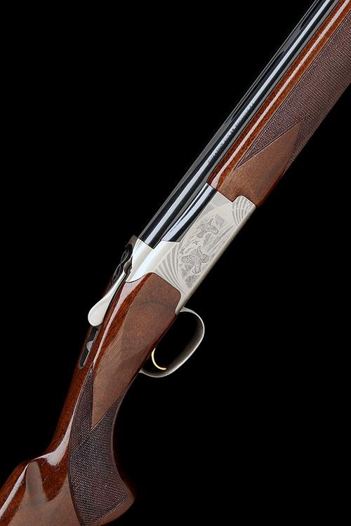 † BROWNING A NEW AND UNUSED 20-BORE (3IN.) ''B725 HUNTER G1'' SINGLE-TRIGGER OVER AND UNDER EJECTOR, serial no. 67932ZW,