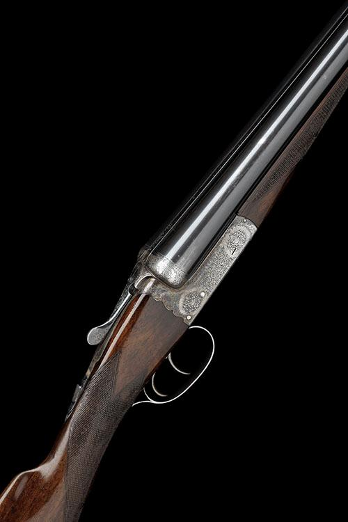 GALLYON & SONS LTD. A 12-BORE ''DG1'' (CENTRAL VISION) BOXLOCK EJECTOR, serial no. 12159,