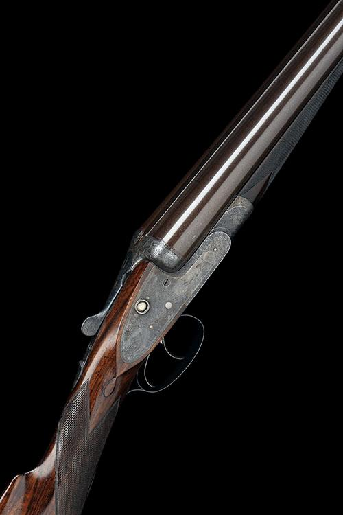 W. & C. SCOTT & SON A FINE 12-BORE ''THE PREMIER GUN'' SIDELOCK EJECTOR, serial no. 51289,