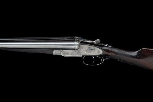 HOLLAND & HOLLAND A 12-BORE ''MODEL NO.2'' HAND-DETACHABLE SIDELOCK EJECTOR, serial no. 29593,
