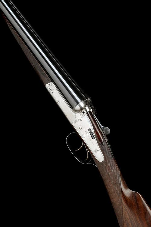 HOLLAND & HOLLAND A 12-BORE ''MODEL NO.3'' HAND-DETACHABLE BACK-ACTION SIDELOCK EJECTOR, serial no. 30152,
