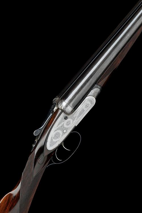 J. PURDEY & SONS A 12-BORE SELF-OPENING SIDELOCK EJECTOR, serial no. 15325,