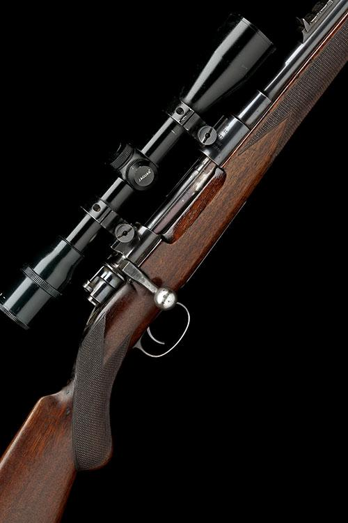 JOHN RIGBY & CO. A .275 (RIGBY) BOLT-MAGAZINE SPORTING RIFLE, serial no. 5604,