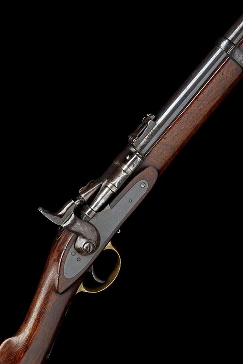 A .577 (SNIDER) SINGLE-SHOT BREECH-LOADING CARBINE, UNSIGNED, serial no. WR127625,