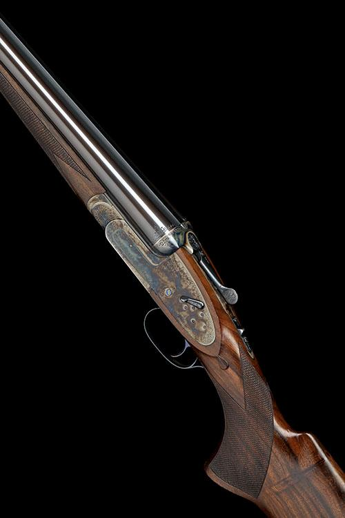 † WEBLEY & SCOTT A VIRTUALLY NEW AND UNUSED 20-BORE (3IN.) SINGLE-TRIGGER HAND-DETACHABLE SIDELOCK EJECTOR, serial no. TRJ 0119,