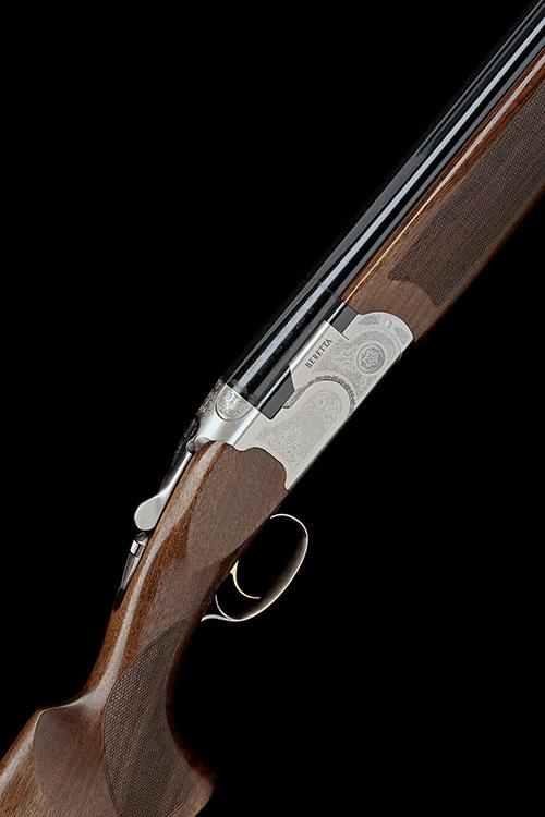 BERETTA A VIRTUALLY NEW AND UNUSED 12-BORE (3IN.) ''686 SILVER PIGEON I'' SINGLE-TRIGGER OVER AND UNDER EJECTOR, serial no. Z76398S,