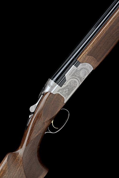 BERETTA A LITTLE-USED 12-BORE (3IN.) ''686 SILVER PIGEON I'' SINGLE-TRIGGER OVER AND UNDER EJECTOR, serial no. Z93465S,
