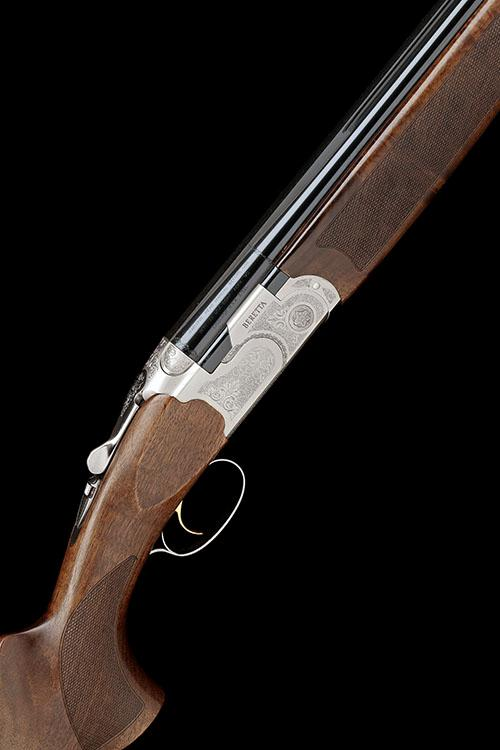 BERETTA A LITTLE-USED 12-BORE (3IN.) ''686 SILVER PIGEON I'' SINGLE-TRIGGER OVER AND UNDER EJECTOR, serial no. Z73046S,