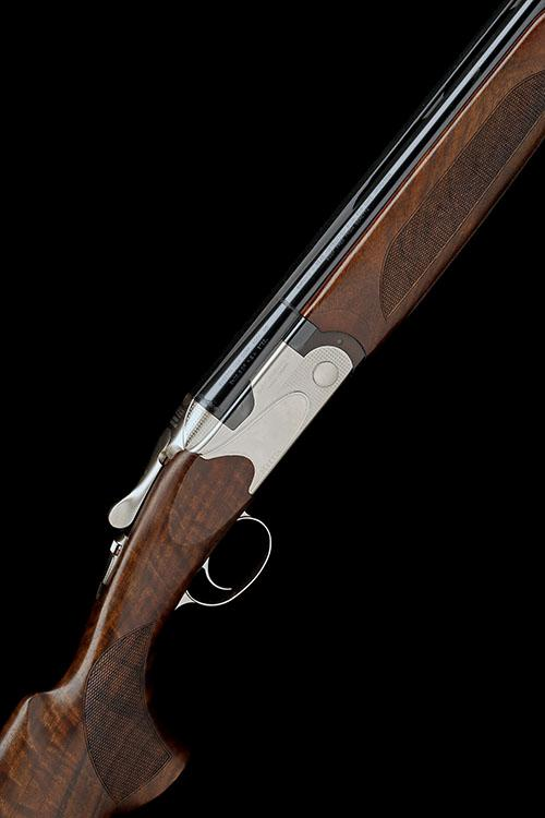 BERETTA A LITTLE-USED 12-BORE (3IN.) ''SV10 PREVAIL III'' SINGLE-TRIGGER OVER AND UNDER EJECTOR, serial no. N49713S,