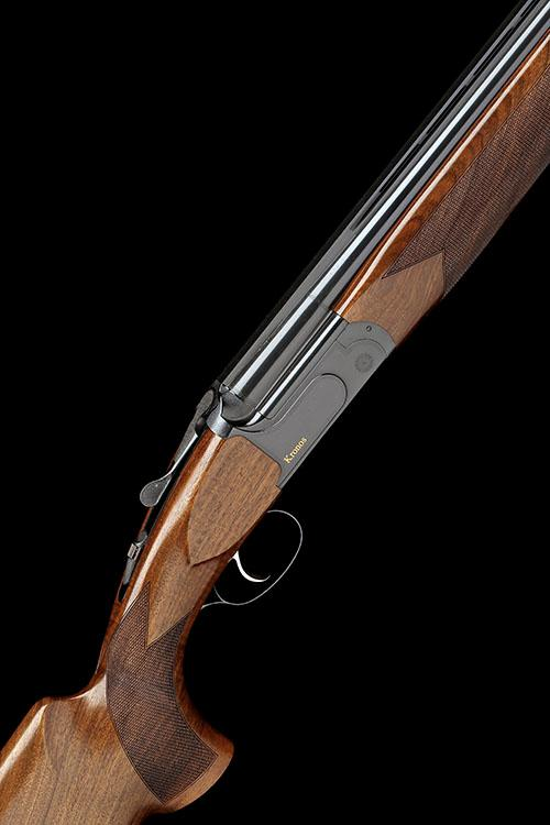 ANTONIO ZOLI A VIRTUALLY NEW AND UNUSED 12-BORE (3IN.) ''KRONOS'' SINGLE-TRIGGER OVER AND UNDER EJECTOR, serial no. 245021,
