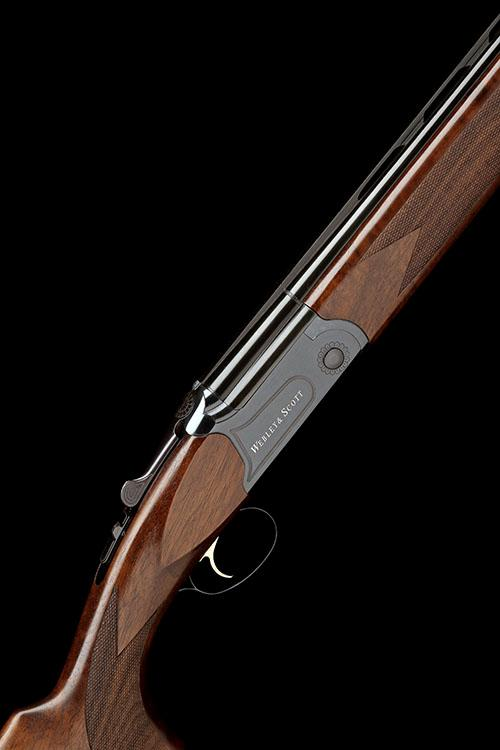 † WEBLEY & SCOTT A VIRTUALLY NEW AND UNUSED 20-BORE (3IN.) ''920K'' SINGLE-TRIGGER OVER AND UNDER EJECTOR, serial no. TR 12 KA 5