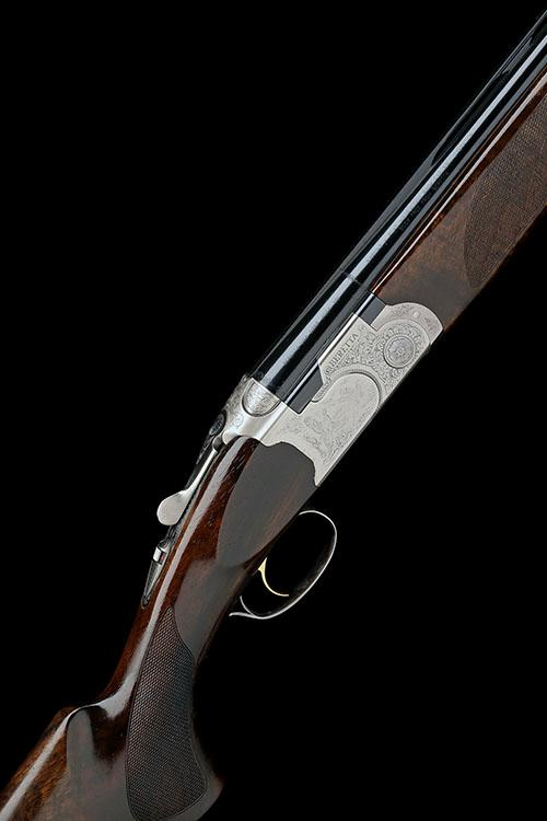 BERETTA A 12-BORE (3IN.) ''687 SILVER PIGEON III'' SINGLE-TRIGGER OVER AND UNDER EJECTOR, serial no. R12304S,