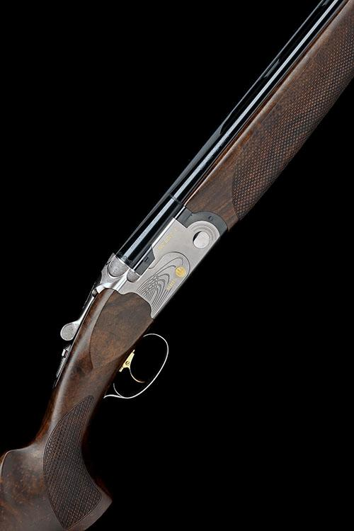 BERETTA A 12-BORE (3IN.) ''682 GOLD E'' SINGLE-TRIGGER OVER AND UNDER EJECTOR, serial no. U53789B,
