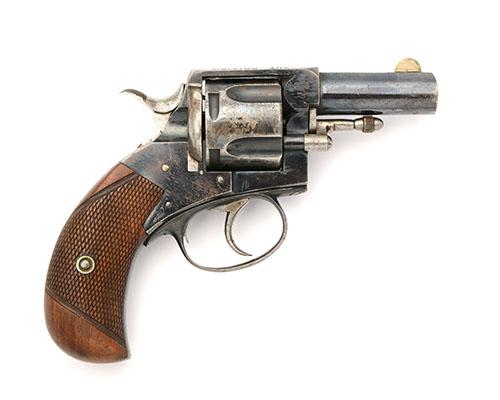 P. WEBLEY & SON, LONDON & BIRMINGHAM A GOOD .450 FIVE-SHOT POCKET REVOLVER, MODEL ''No2 BRITISH BULLDOG'', serial no. 100145,