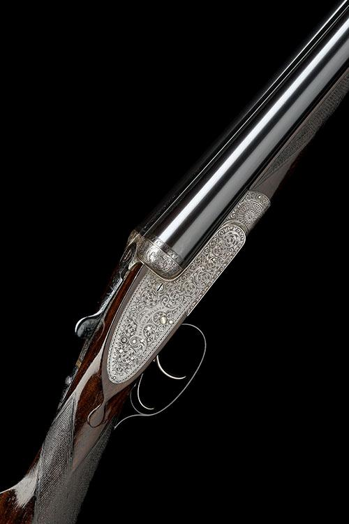 HOLLAND & HOLLAND A 12-BORE ''ROYAL'' SIDELOCK EJECTOR, serial no. 23361,
