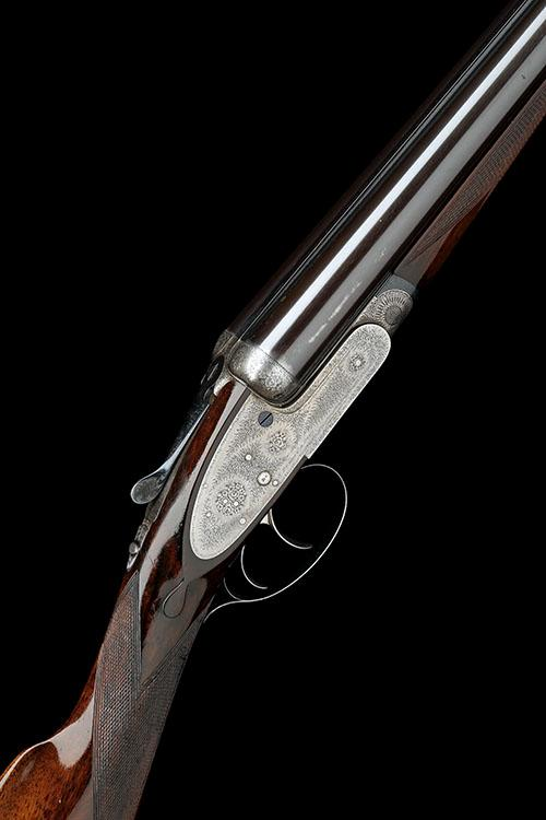 J. PURDEY & SONS A 12-BORE SELF-OPENING SIDELOCK EJECTOR, serial no. 15611,
