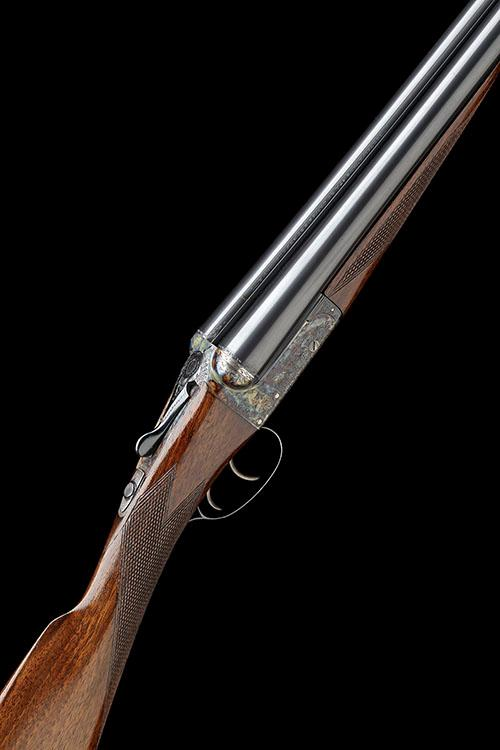 ORDERED BY SIR ALEC GUINNESS WILLIAM EVANS A 12-BORE BOXLOCK EJECTOR, serial no. 18313,