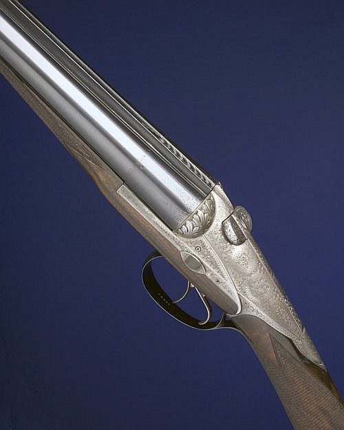 DARNE 12-BORE 'V19' SPRING-LOADED SLIDING-BREECH EJECTOR, serial no. 16283