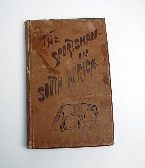 JAMES A. NICOLLS, F.R.G.S., AND WILLIAM EGLINGTON 'THE SPORTSMAN IN SOUTH AFRICA'