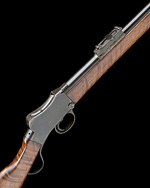 Bsa A 300 Sherwood Single Shot Rifle Model Martini Acti