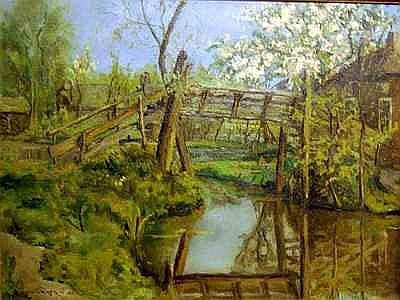 Schilderijen CALKER, JORDANUS VAN (1919-1987),