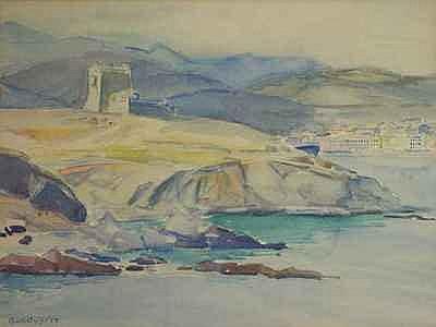 Schilderijen BUYS, BOB (1912-1970), Mediteraan