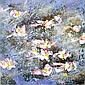 黃永玉  (b.1924)  荷塘清曉 Huang Yongyu  Morning at Lotus Pond