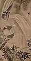 明 林良(1414 ?- 1480)喜鵲圖 Lin Liang Ming Dynasty Magpies