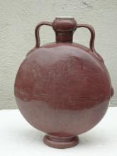 Imperial Ming Dynasty Hongzhi Period Moonflask
