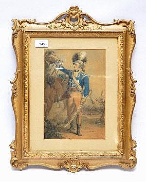JAMES GREEN, 17771-1834, WATERCOLOUR, GEORGE LYON,