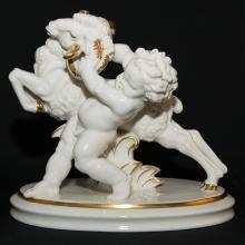 Hutschenreuther Porcelain Sculpture Figurine