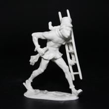 Hutschenreuther Chimney Sweep Porcelain Figurine