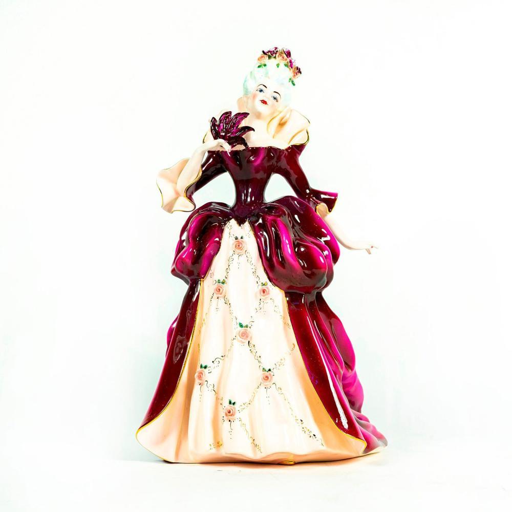 Florence Ceramics Figurine, Madame Pompadour