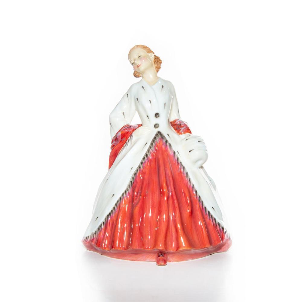Royal Doulton The Ermine Coat