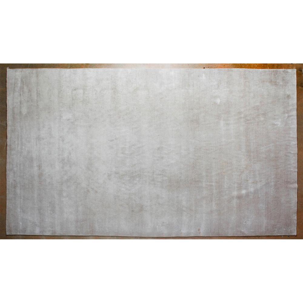Ben Soleimani Large Contemporary Wool Silk Area Rug
