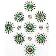36 X 40 BATIQUE NATURAL SPECIMEN ART BY CHRISTOPHER MARLEY