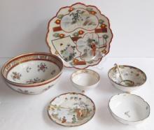 7 piece Porcelain lot