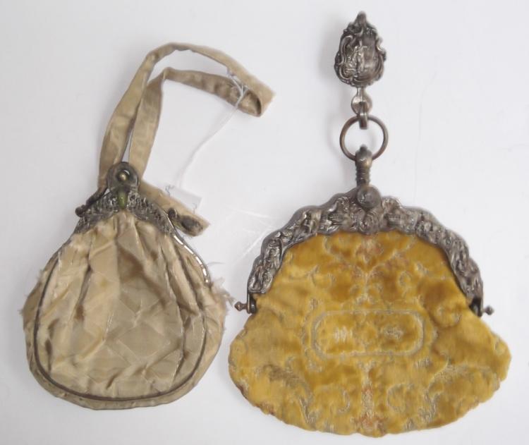 2 Vintage purses