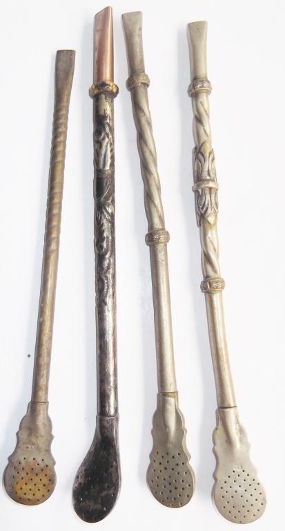 Antique Tea Straws