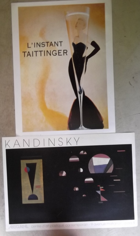2 posters