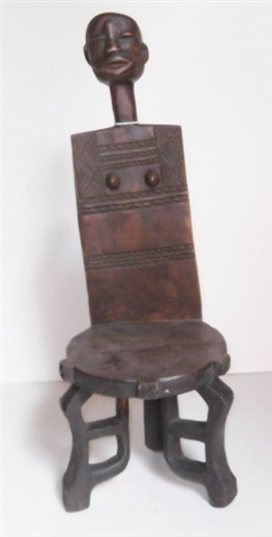 African stool/chair