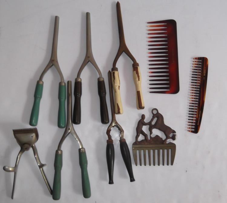 9 piece grooming lot