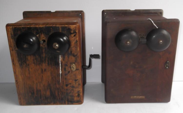 2 ringer boxes