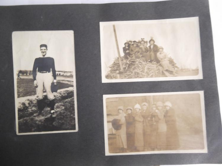 Collection of approx. 180 vintage photos