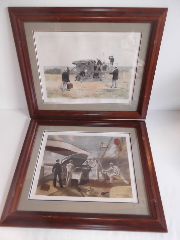 2 military  Prints
