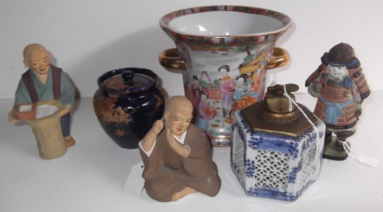 Assorted Oriental lot
