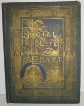 Social Life in Egypt book