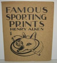 1929 Famous Sporting prints V