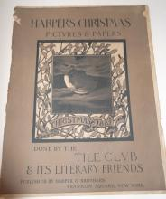 Harper's Christmas Pictures & Papers 1882